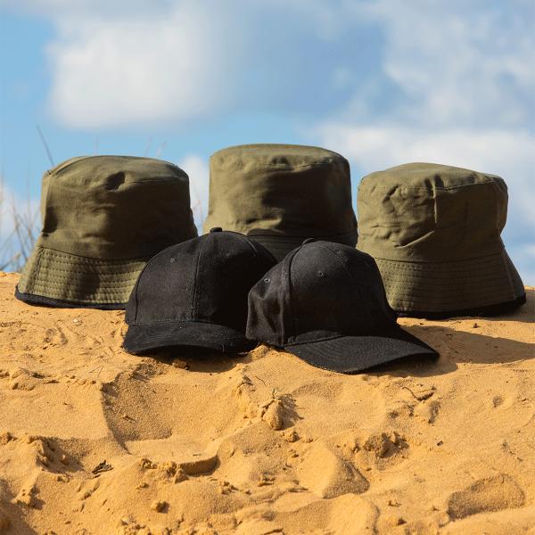 כובעים רקומים לחיילים