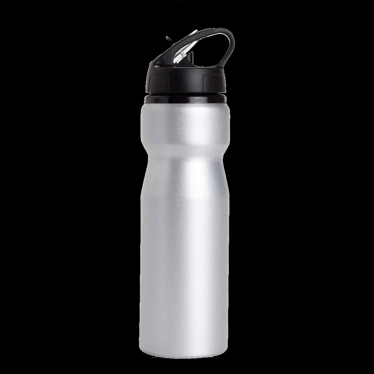 בקבוק שתייה עשוי אלומיניום עם פיה מתכווננת